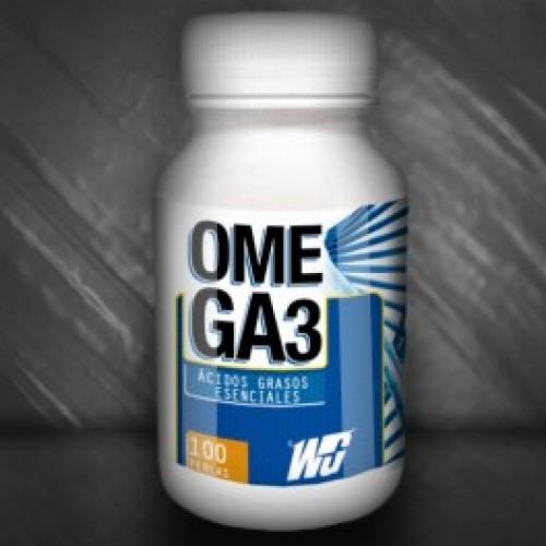 Омега 3 - Omega 3, 100 гел-капс, Wingold