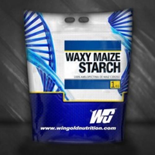 100% чисто царевично нишесте - Waxy Maize Starch, 2 кг, Wingold